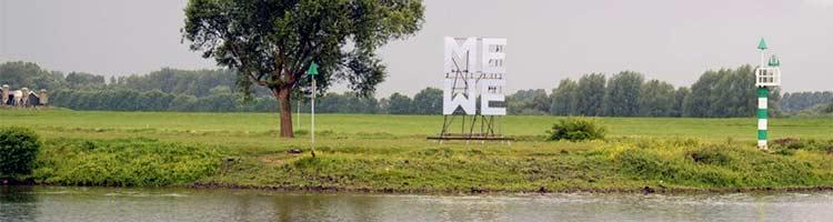IJsselbiënnale 2017 - 'ME WE' van de kunstenaar, Benjamin Bergmann (Duitsland, 1968)